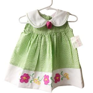 RARE TOO! by Rare Editions Girls Dress~12 Mths~NWT